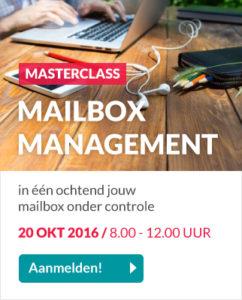 Masterclass Mailbox Management