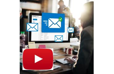 e-mail structuur