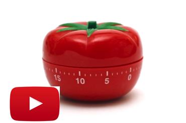 Pomodoro-Techniek® voor meer productiviteit