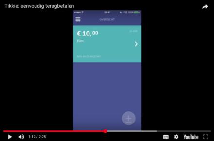 Tikkie betaal app - snel betaalverzoeken sturen