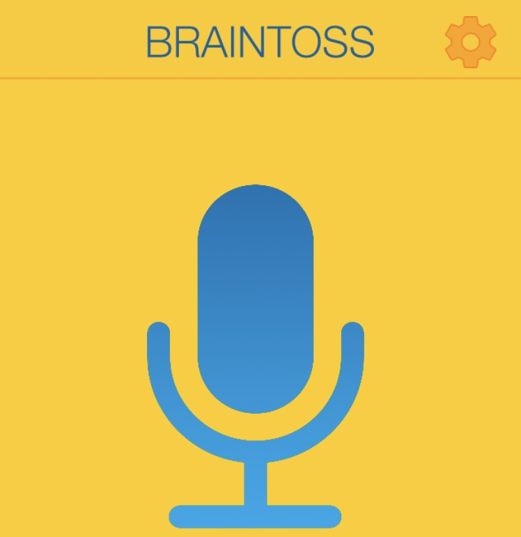 Braintoss voor iPhone