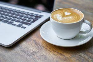 Online koffie